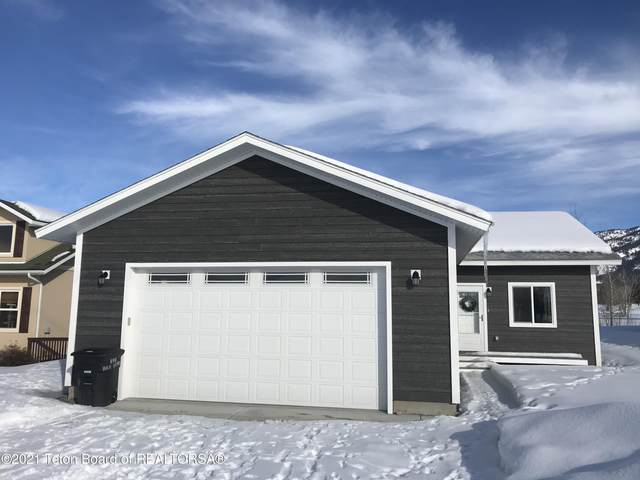 643 Country Club Way, Thayne, WY 83127 (MLS #21-330) :: West Group Real Estate
