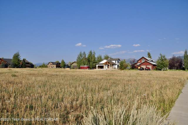 652 Palisade Trail, Driggs, ID 83422 (MLS #21-3308) :: Coldwell Banker Mountain Properties