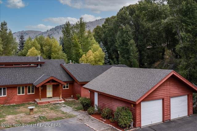 723 N Wind River Lane, Jackson, WY 83001 (MLS #21-3314) :: West Group Real Estate