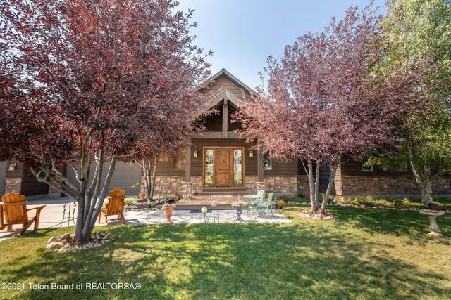 6670 Mustang Trail, Victor, ID 83455 (MLS #21-3363) :: Coldwell Banker Mountain Properties
