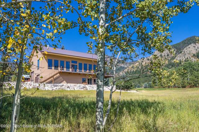556 Vista West Dr, Star Valley Ranch, WY 83127 (MLS #21-3371) :: West Group Real Estate