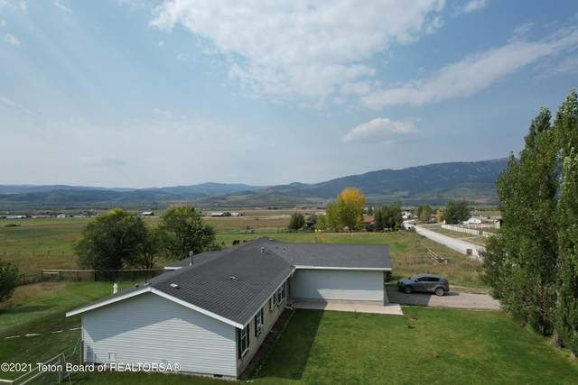 501 Lariat Dr, Etna, WY 83118 (MLS #21-3374) :: Coldwell Banker Mountain Properties