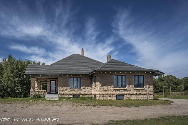 1195 S Hwy. 33, Driggs, ID 83422 (MLS #21-3389) :: West Group Real Estate