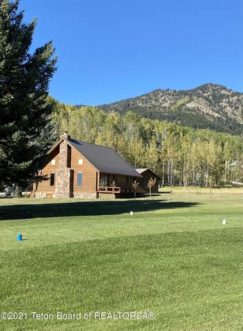 80 Walnut Dr, Star Valley Ranch, WY 83127 (MLS #21-3409) :: Coldwell Banker Mountain Properties