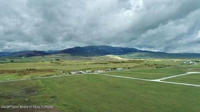 LOTS 23&24 Black Creek Road, Etna, WY 83118 (MLS #21-3410) :: Coldwell Banker Mountain Properties