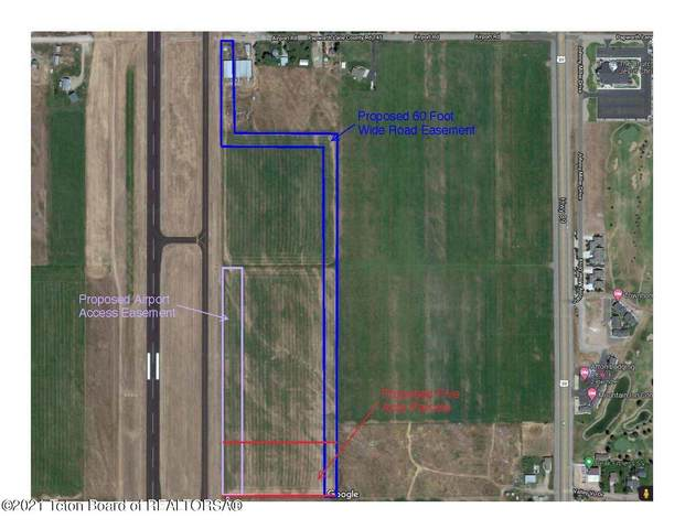 5 ACRES Papworth Lane, Afton, WY 83110 (MLS #21-3418) :: West Group Real Estate
