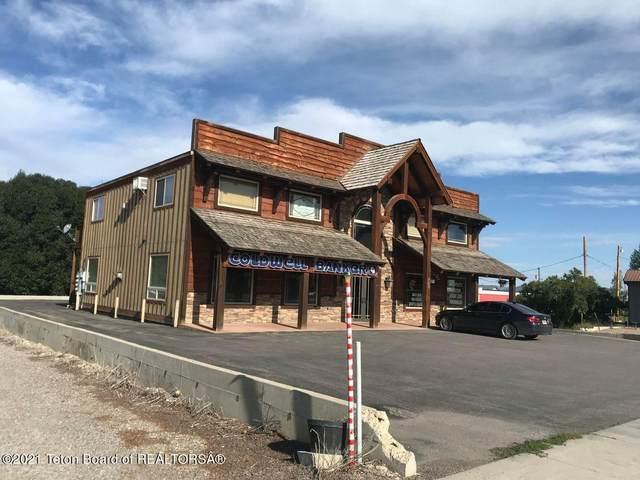 383 N Main Street, Thayne, WY 83127 (MLS #21-342) :: West Group Real Estate