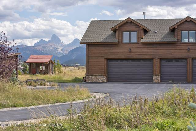 579 Wild Cat Canyon Lp., Driggs, ID 83422 (MLS #21-3423) :: West Group Real Estate