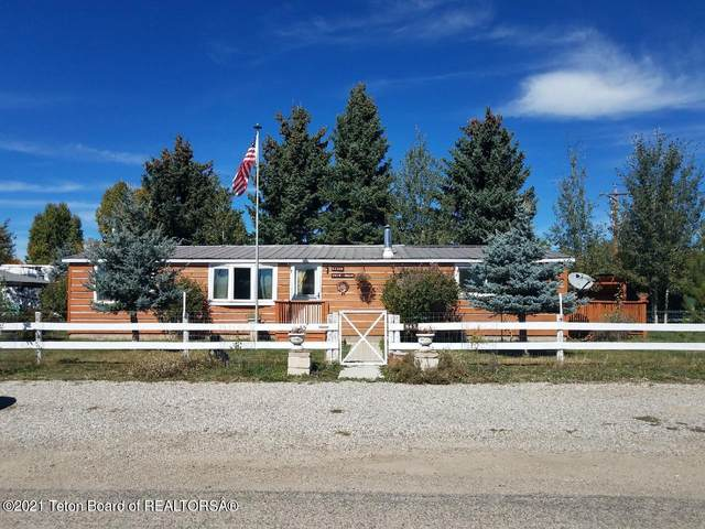 847 W. Hoback St., Pinedale, WY 82941 (MLS #21-3426) :: Coldwell Banker Mountain Properties