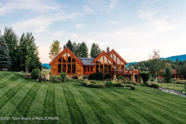 100 & 50 N. West Ridge Rd., Jackson, WY 83001 (MLS #21-3429) :: West Group Real Estate
