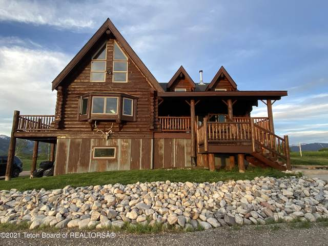 1121 Duffin Circle, Thayne, WY 83127 (MLS #21-343) :: West Group Real Estate