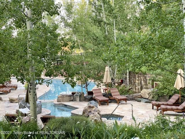 7680 Granite Loop Road #651, Teton Village, WY 83025 (MLS #21-3431) :: West Group Real Estate