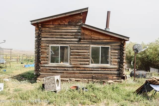 21 Raff Rd, Big Piney, WY 83113 (MLS #21-3436) :: West Group Real Estate