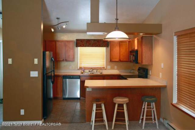 504 Snake River Drive A2, Alpine, WY 83128 (MLS #21-3443) :: West Group Real Estate