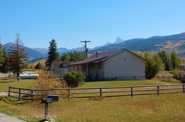 2334 Mt Davidson Dr, Driggs, ID 83422 (MLS #21-3451) :: West Group Real Estate