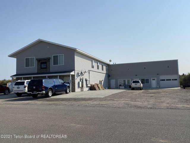 229 Cole Ave, Pinedale, WY 82941 (MLS #21-3454) :: West Group Real Estate
