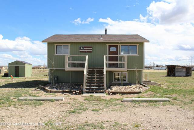 18 Osterhout Dr, Marbleton, WY 83113 (MLS #21-3487) :: Coldwell Banker Mountain Properties