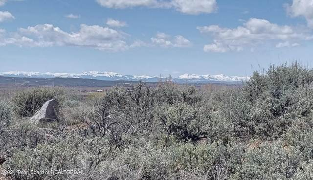 LOT 8 Glacier Hills, Pinedale, WY 82941 (MLS #21-349) :: Sage Realty Group