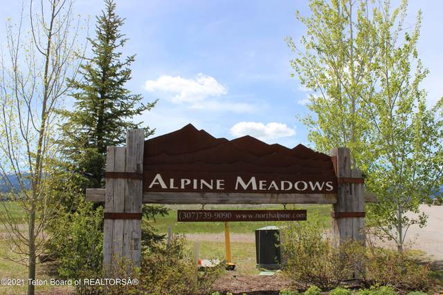 LOT 145 Alpine Meadows, Alpine, WY 83128 (MLS #21-353) :: West Group Real Estate