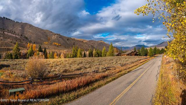 12075 S Hoback Junction South Road, Hoback Jct., WY 83001 (MLS #21-3595) :: Coldwell Banker Mountain Properties