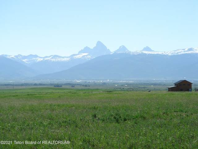 Tbd 6000 W, Driggs, ID 83422 (MLS #21-360) :: West Group Real Estate