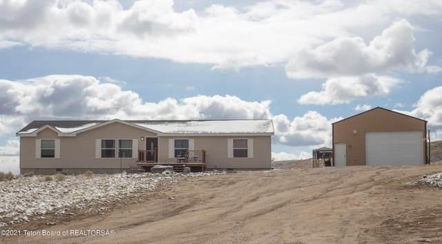 127 Merrimac Trl, Boulder, WY 82923 (MLS #21-3605) :: Coldwell Banker Mountain Properties