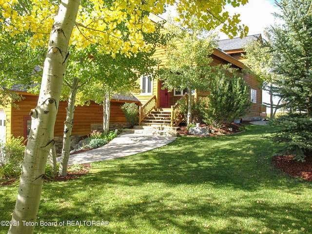 450 Targhee Towne Targhee Towne Road, Alta, WY 83414 (MLS #21-3616) :: West Group Real Estate