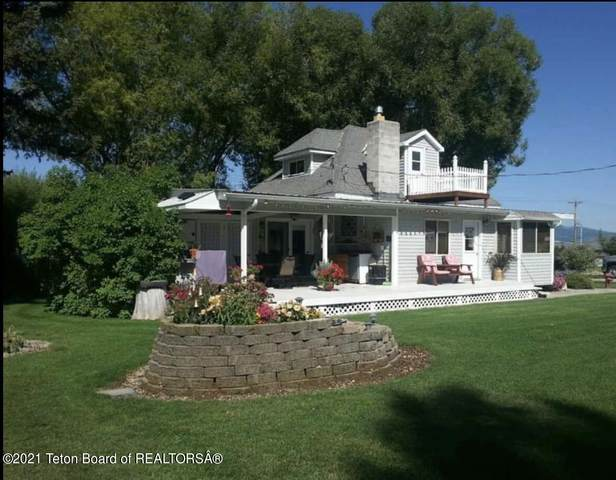 62 C M R Ln, Etna, WY 83118 (MLS #21-3643) :: Coldwell Banker Mountain Properties