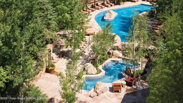 7680 Granite Loop Rd #656, Teton Village, WY 83025 (MLS #21-3644) :: West Group Real Estate