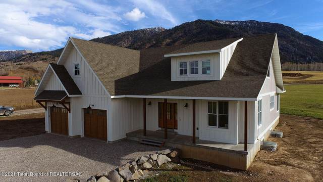 618 Noble Lane, Bedford, WY 83112 (MLS #21-3648) :: Coldwell Banker Mountain Properties