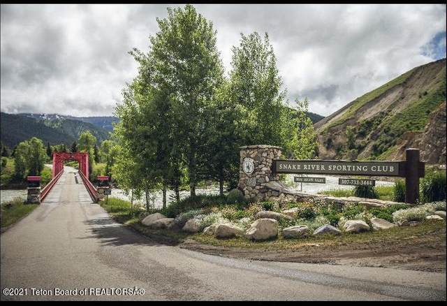 15455 S Wagon Rd, Jackson, WY 83001 (MLS #21-366) :: West Group Real Estate