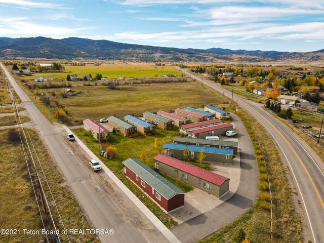 8364 S 1000 W 1-14, Victor, ID 83455 (MLS #21-3662) :: Coldwell Banker Mountain Properties