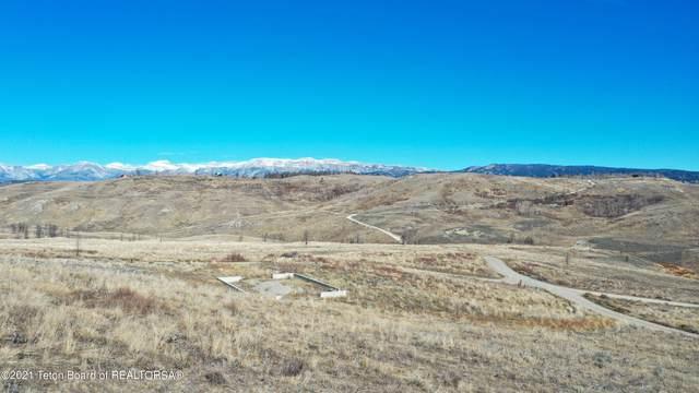 155 Mountain View Dr, Bondurant, WY 82922 (MLS #21-3663) :: Coldwell Banker Mountain Properties