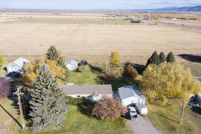 83 Cedron Rd, Victor, ID 83455 (MLS #21-3666) :: Coldwell Banker Mountain Properties