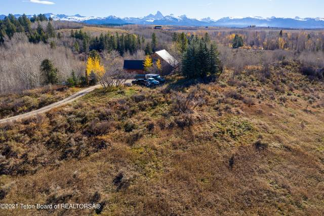 10251 Rammell Mountain Road, Tetonia, ID 83452 (MLS #21-3667) :: West Group Real Estate