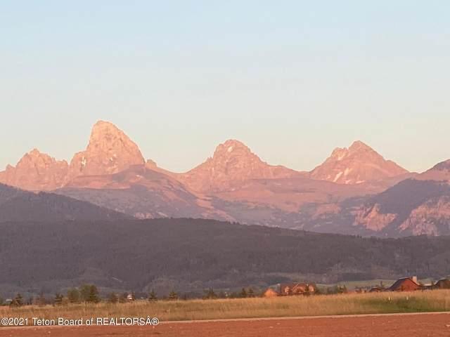 TBD Roxanne, Tetonia, ID 83452 (MLS #21-3670) :: Coldwell Banker Mountain Properties