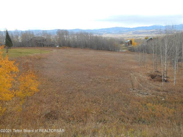 LOT 32 Muddy String Rd, Thayne, WY 83127 (MLS #21-3672) :: Coldwell Banker Mountain Properties