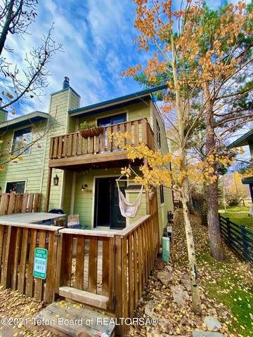 205 Nelson Dr #9, Jackson, WY 83001 (MLS #21-3681) :: West Group Real Estate