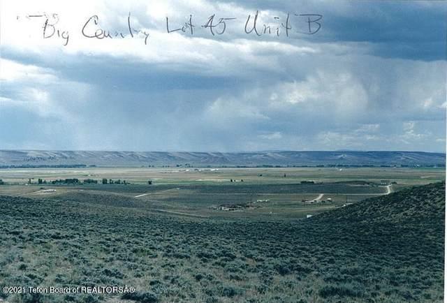 L45 Mark Circle, Boulder, WY 82923 (MLS #21-373) :: West Group Real Estate