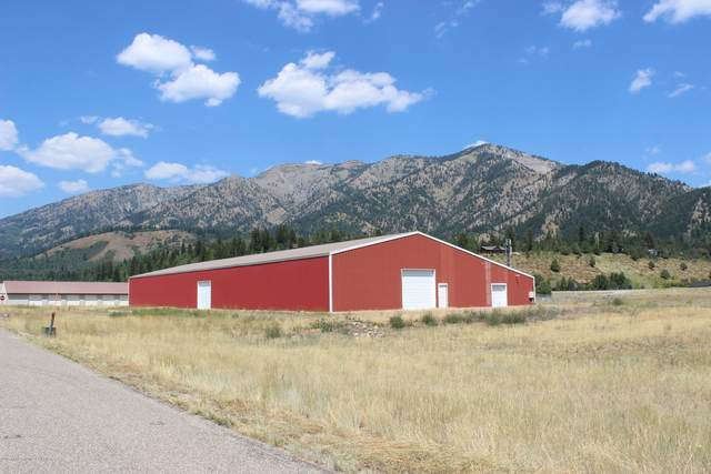 TBD Foxtail St, Alpine, WY 83128 (MLS #21-405) :: West Group Real Estate