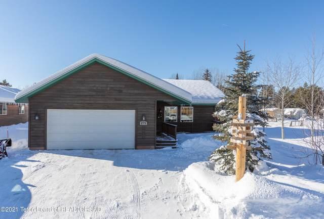 574 E Cottage Lane, Alpine, WY 83128 (MLS #21-41) :: Sage Realty Group