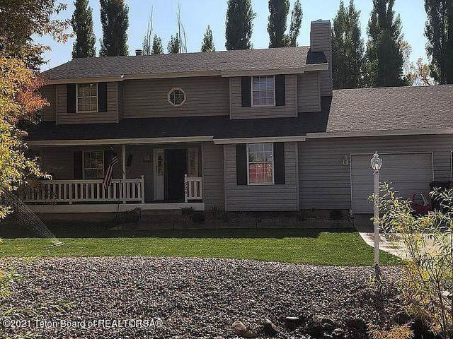 320 E 1ST Ave, Afton, WY 83110 (MLS #21-464) :: Sage Realty Group