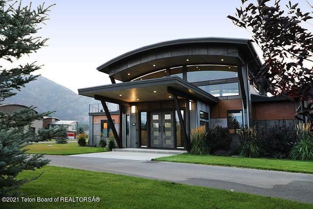 10 Wiemann Way, Alpine, WY 83128 (MLS #21-482) :: West Group Real Estate
