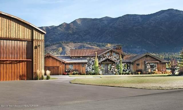 50 Wiemann Way, Alpine, WY 83128 (MLS #21-488) :: West Group Real Estate