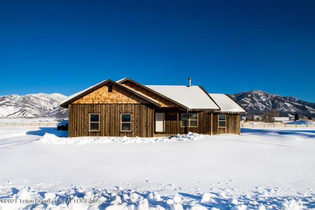 45 Little Greys Loop, Etna, WY 83118 (MLS #21-49) :: Sage Realty Group