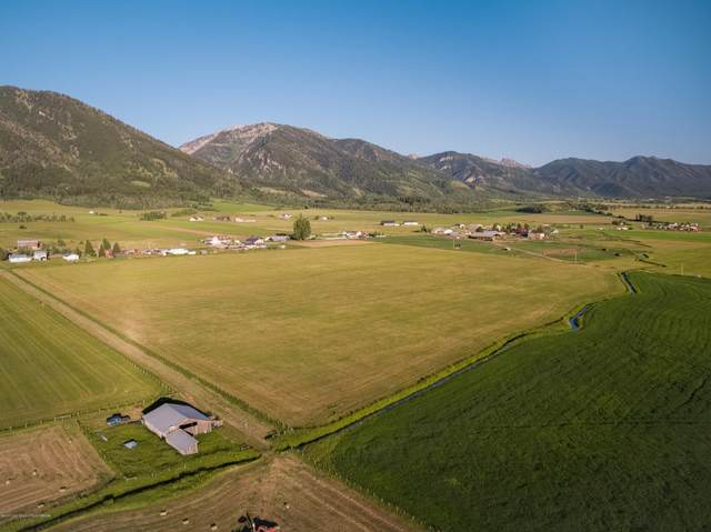 761 NORTH CR 121, Bedford, WY 83112 (MLS #21-497) :: West Group Real Estate