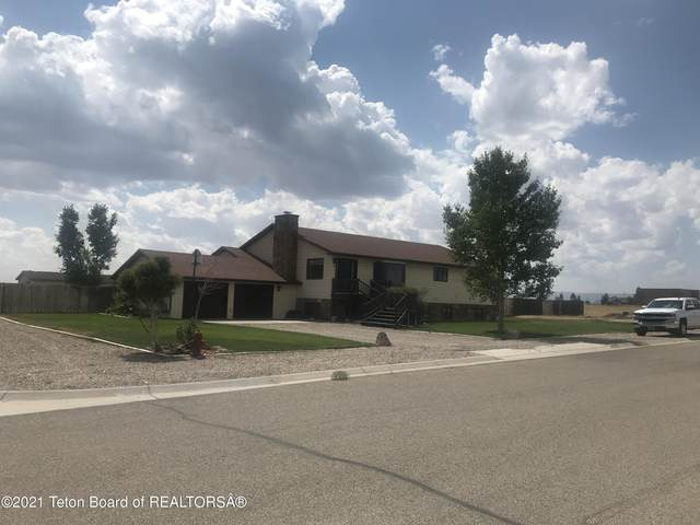 922 E Third St, Marbleton, WY 83113 (MLS #21-522) :: West Group Real Estate