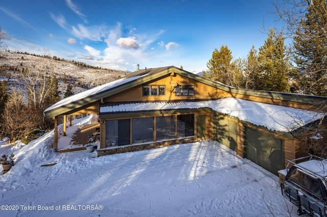 3725 W Highland Tr, Wilson, WY 83014 (MLS #21-53) :: West Group Real Estate