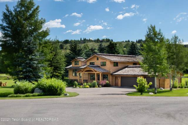 3275 W Teal Rd, Jackson, WY 83001 (MLS #21-535) :: West Group Real Estate