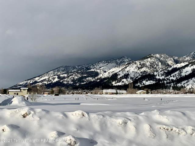 LOT 11 Butte Dr, Star Valley Ranch, WY 83127 (MLS #21-537) :: West Group Real Estate